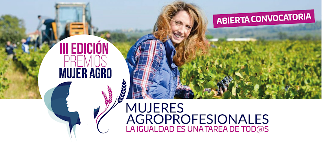 Abertura Convocatoria III Premios Mujer Agro