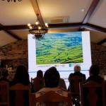 Pedro Calaza presenta Manual para a integración ambiental e paisaxística da reestruturación parcelaria